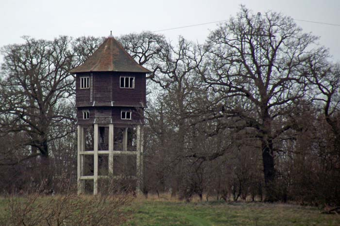 Unusual Water Tower