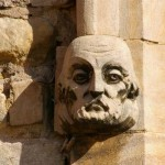 Head on Woodwalton Church