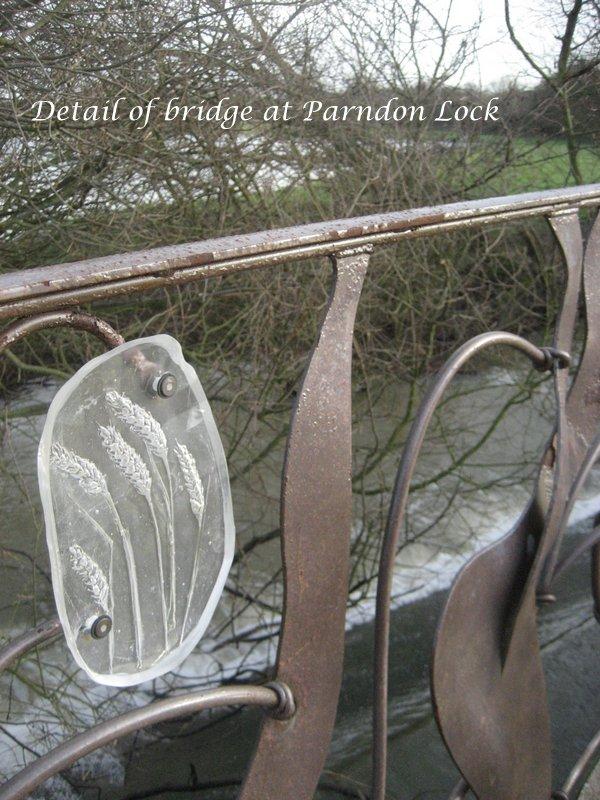 Parndon Lock Bridge