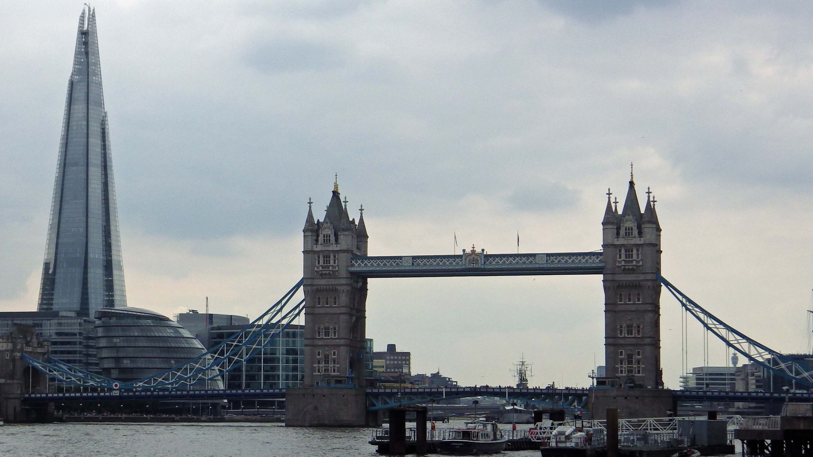 Tower Bridge and Shard